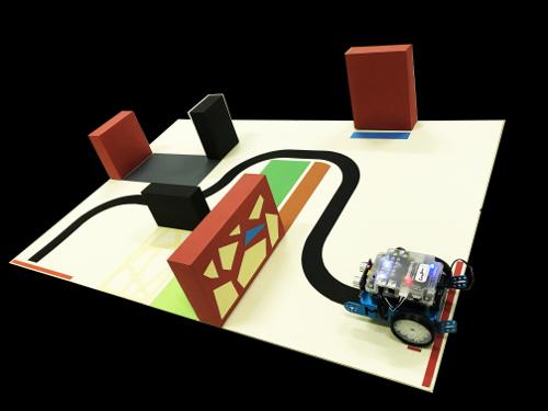 Percorso_a_scala_robot